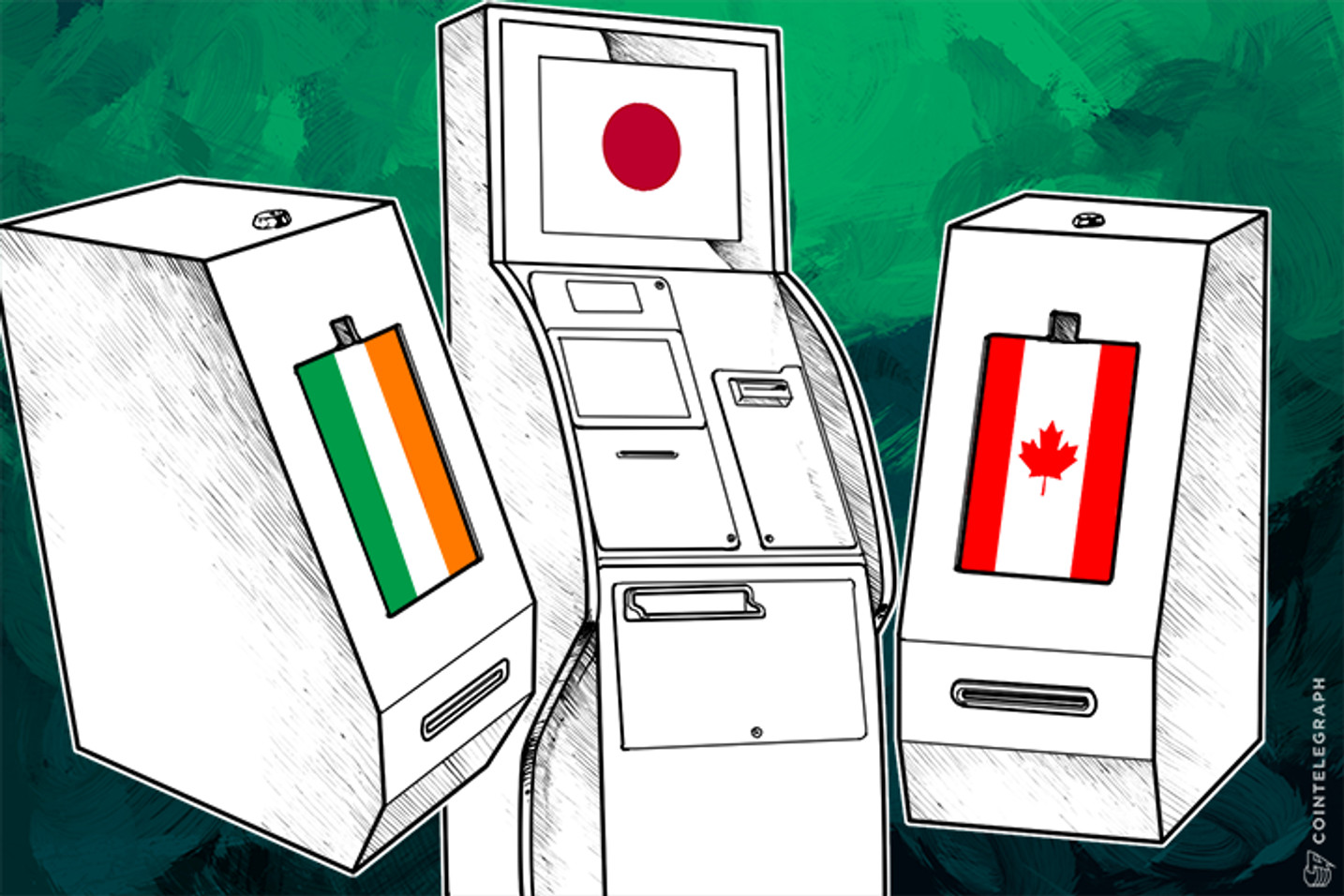 New BTMs in Tokyo, Dublin, Vancouver and Idaho