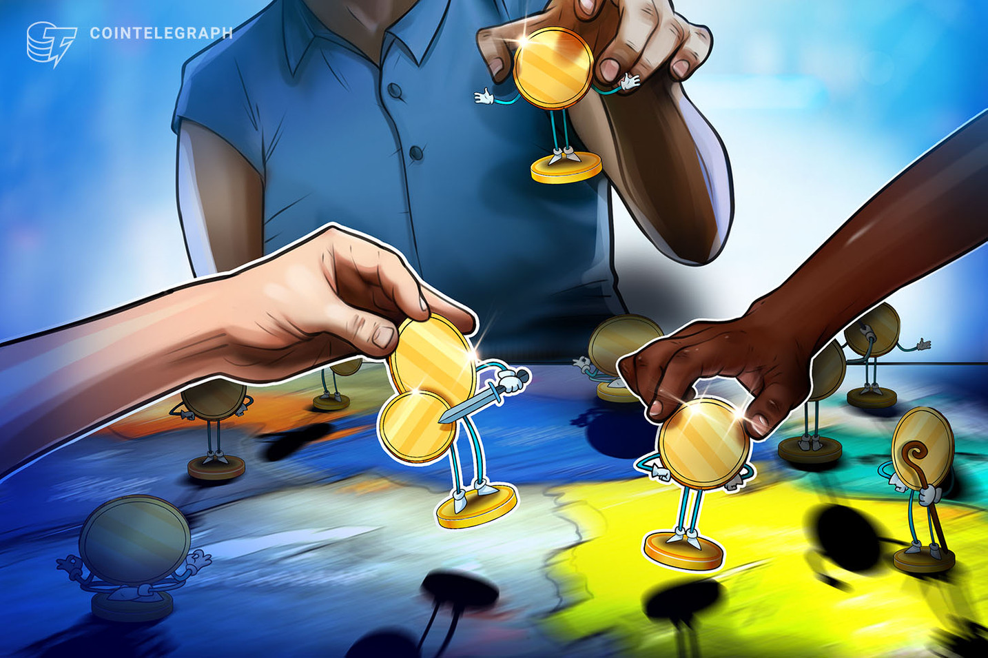 La Universal Protocol Alliance agrega tres tokens en Bittrex Global