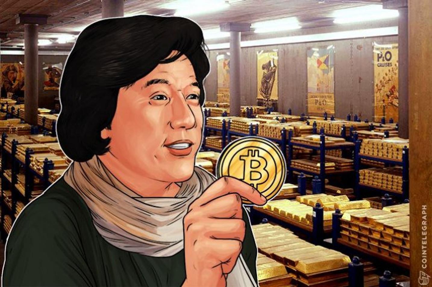 中国政府が金輸入の規制を強化―ビットコインの需要が増加