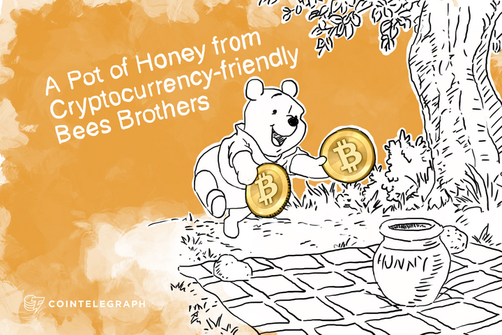 A Pot of Honey from Cryptocurrency-friendly Bees Brothers