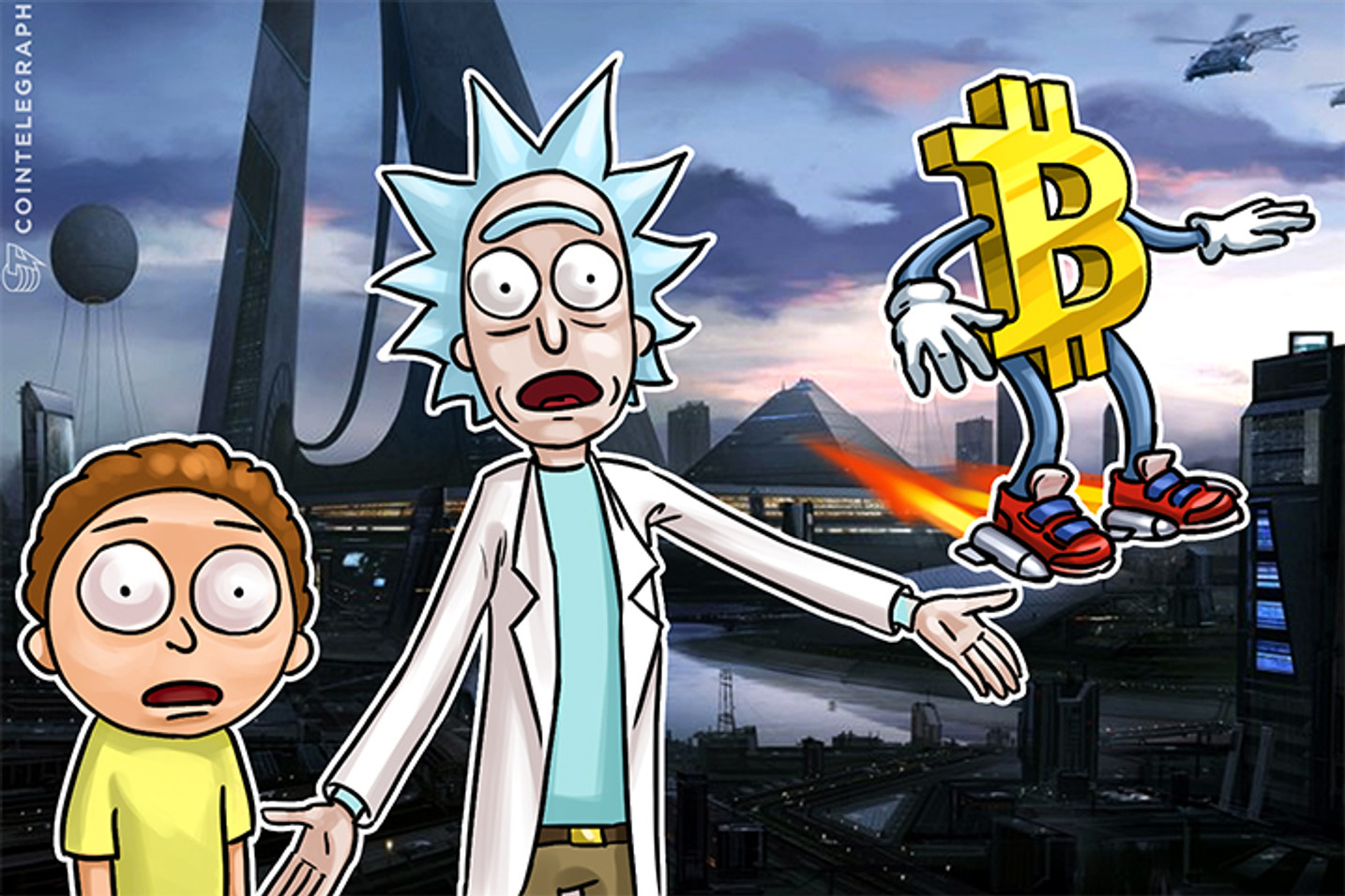 Bitcoin Future: 'Exponential' Price, Centralization 'Avoided' - Beautyon