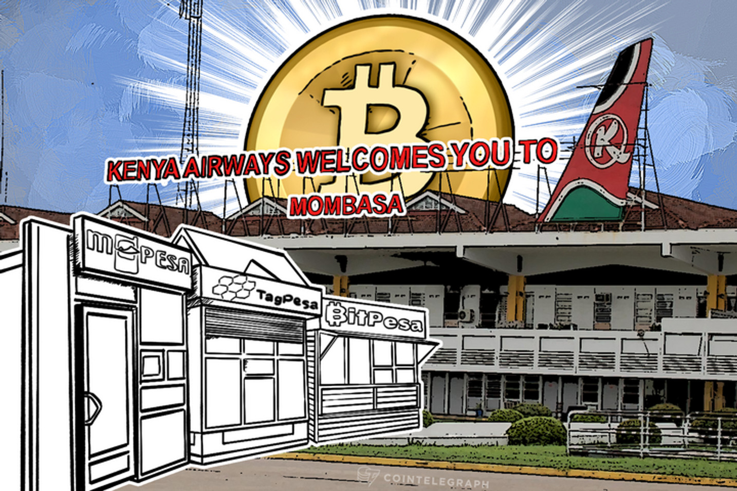 Kenya Adopts Bitcoin with Bitpesa, Tagpesa and M-Pesa