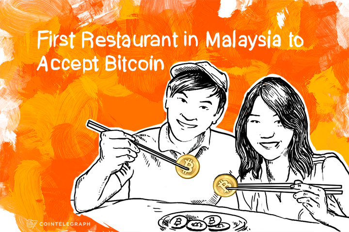 Capital Restaurant Nasi Dagang in Malaysia Accepting Bitcoin