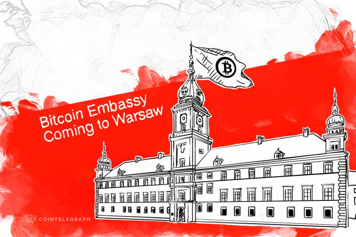 Bitcoin Embassy Coming to Poland