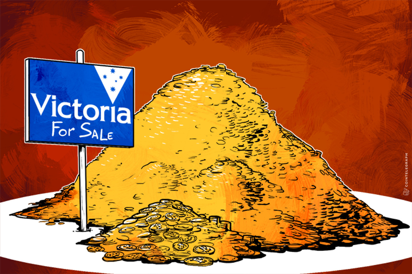 Victorian Government Wants to 'Make the Most of' 24,500 BTC Confiscated From Online Drug Dealer