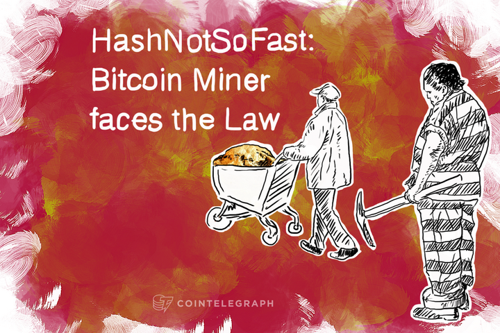 HashNotSoFast: Bitcoin Miner faces the Law