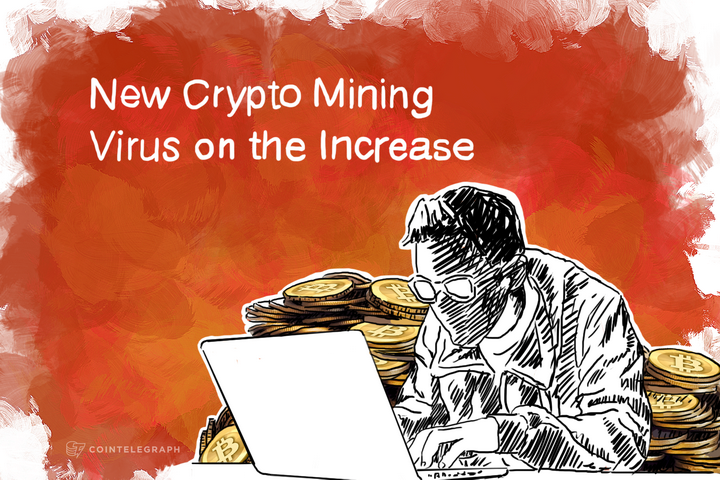 New Crypto Mining Virus on the Increase