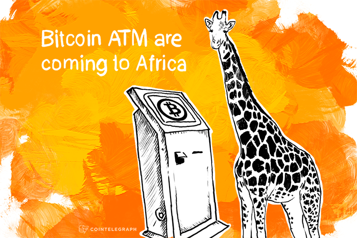 Bitcoin ATMs are coming to Africa