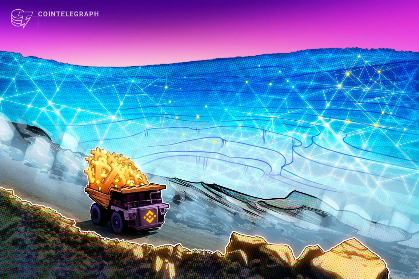 Binance Pooling up Mining Game Amid Centralization Concerns