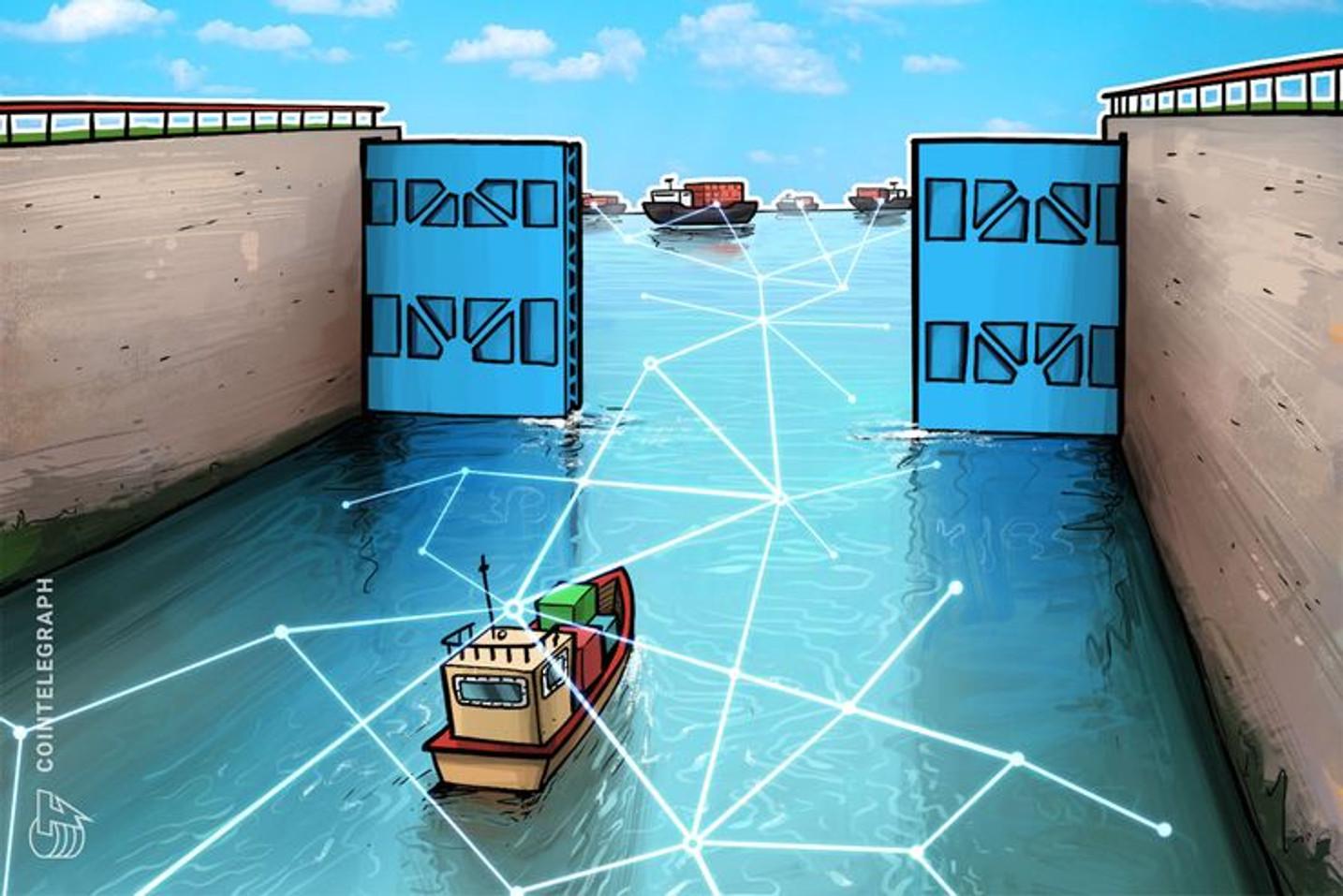 La tecnología blockchain, presente entre los retos del centro de innovación del Puerto de Sevilla