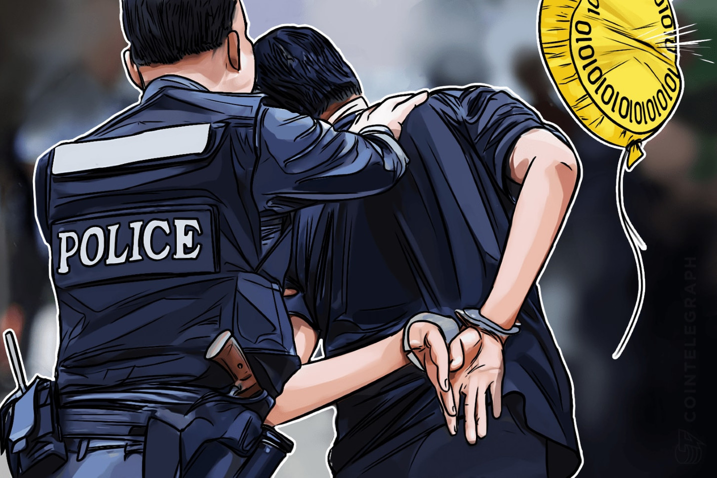 Ukraine: Four Arrested for Running Fake Crypto Exchanges