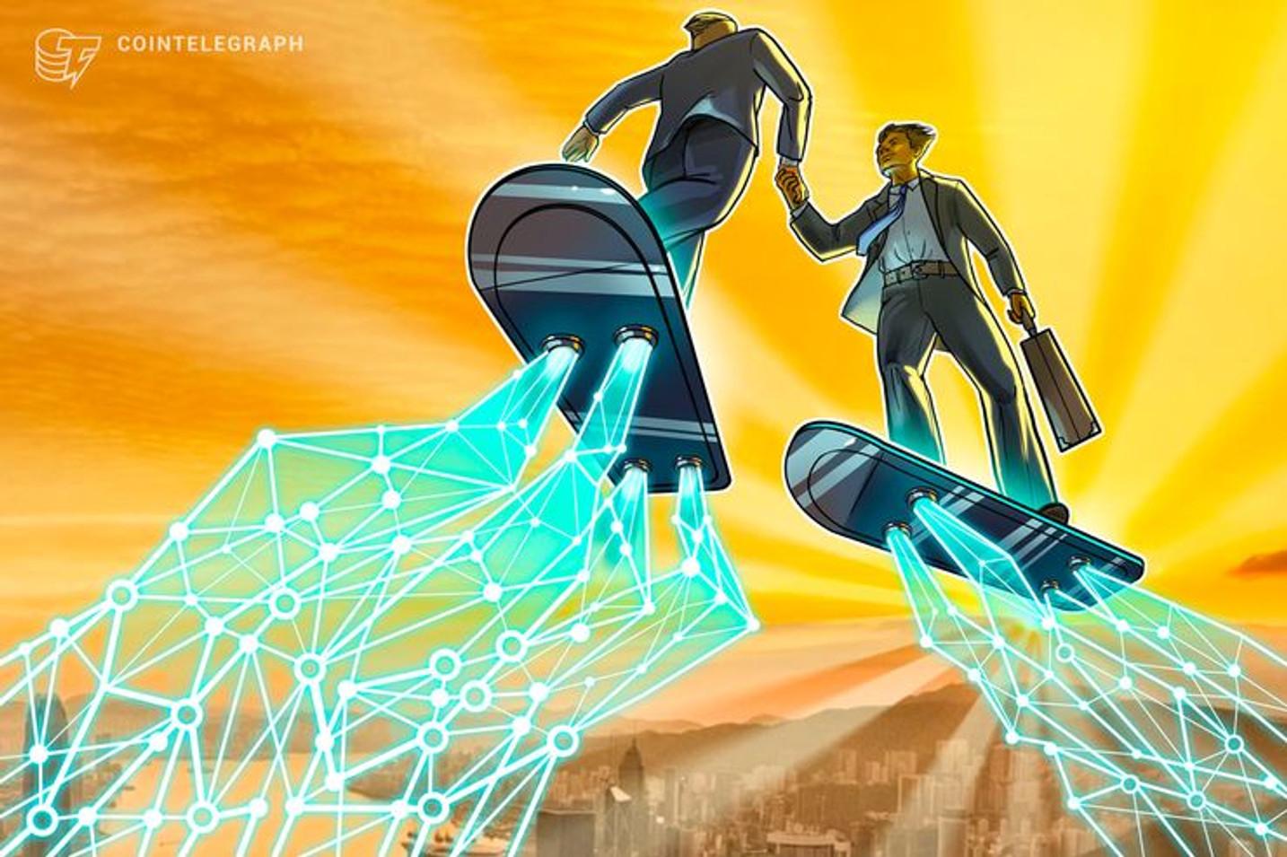 Medienhaus Ringier steigt bei Berliner Blockchain-Startup ein