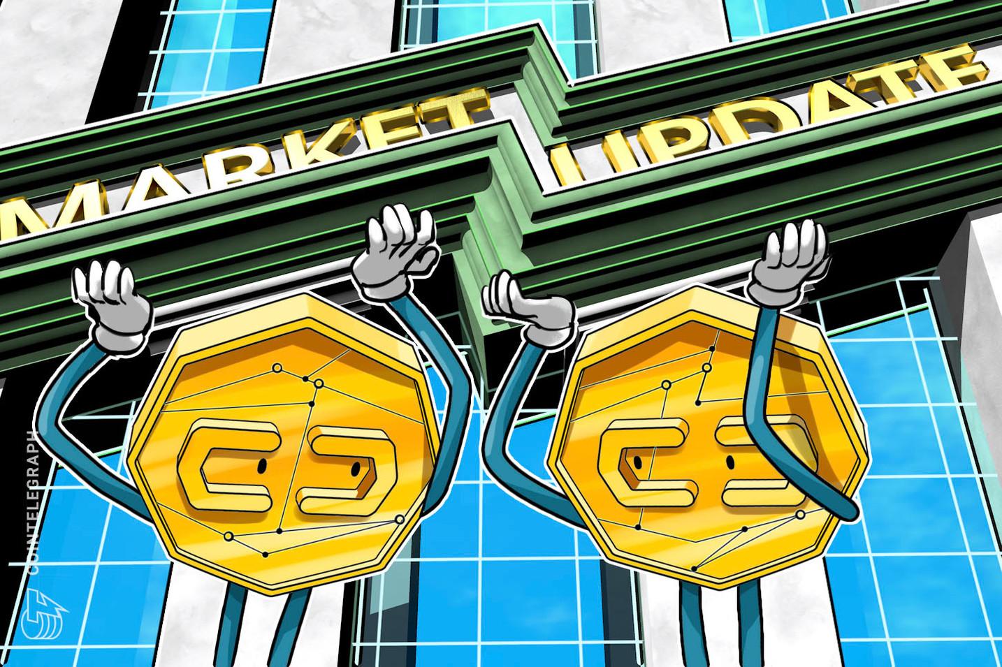 Bitcoin cruza os US$ 8.000 e principais contratos futuros de petróleo registram perdas