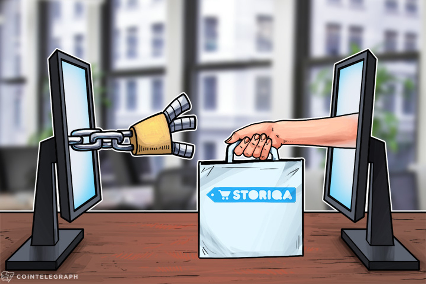 Storiqa to Let Anyone Build an Online Marketplace Using Blockchain