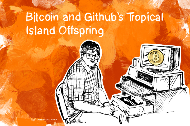 Bitcoin and Github's Tropical Island Offspring
