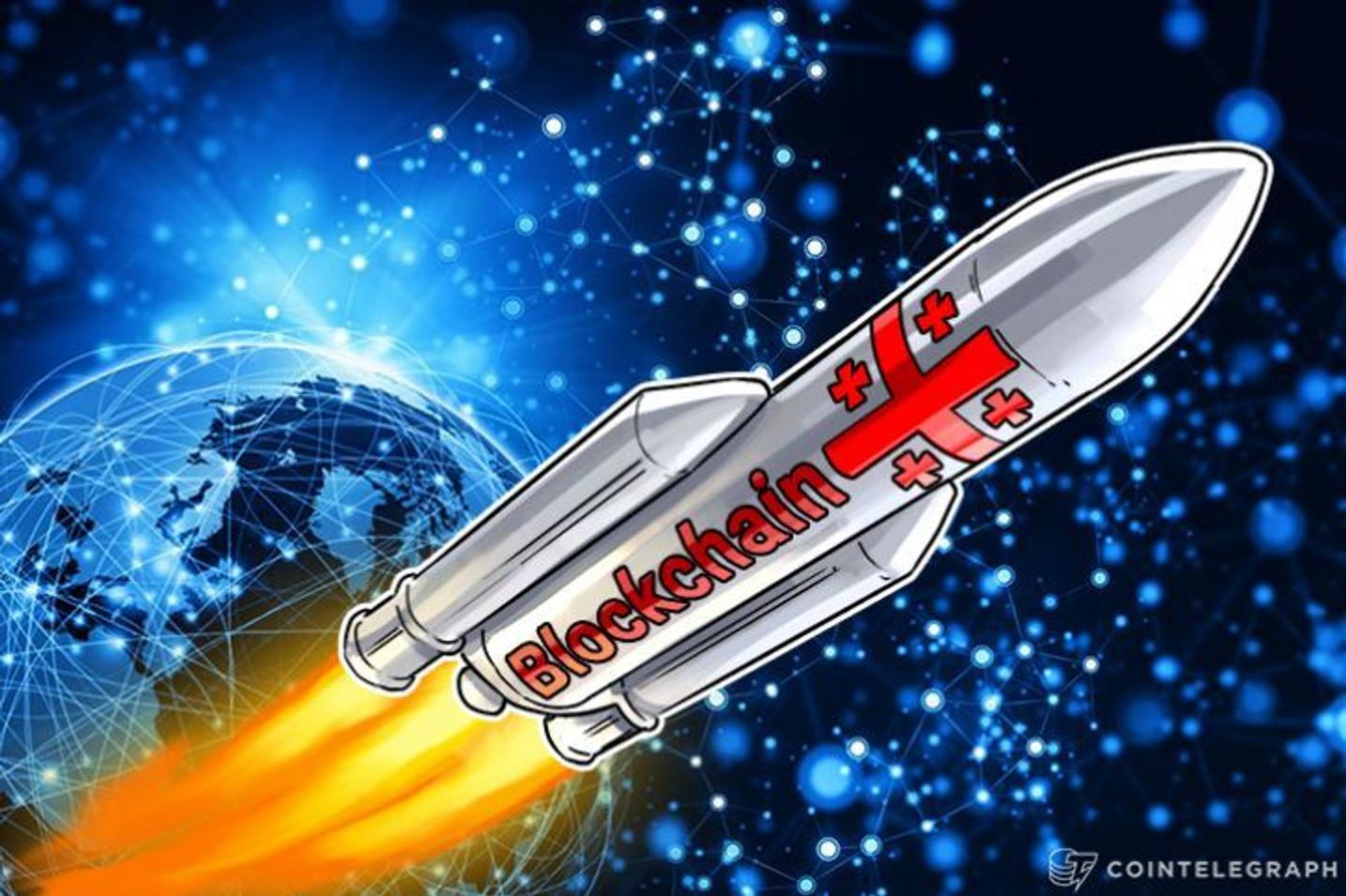 Blockchain entrará na Indústria em Dois Anos: Chefe da Accenture Aerospace