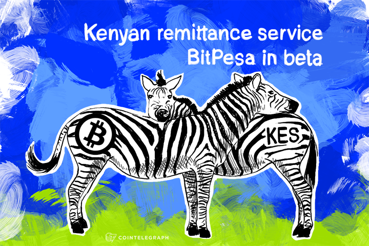Kenyan remittance service BitPesa in beta