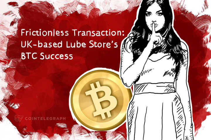 Frictionless Transaction: UK-based LubeStore's BTC Success