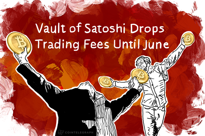 Vault of Satoshi Drops Trading Fees Until June