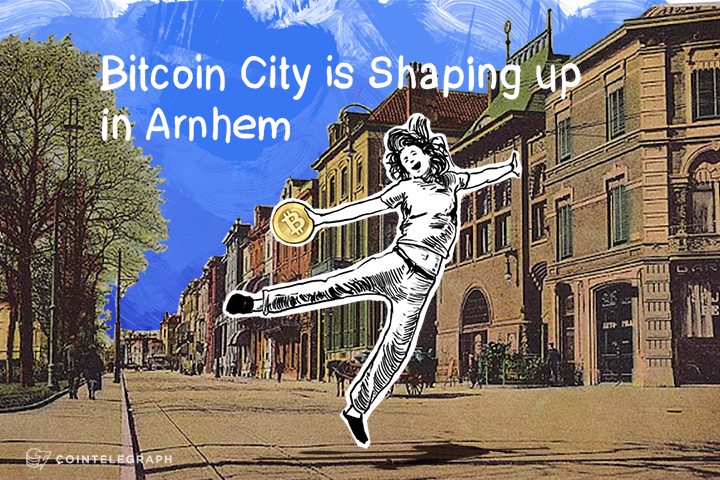 Bitcoin City is Shaping up in Arnhem, Netherlands