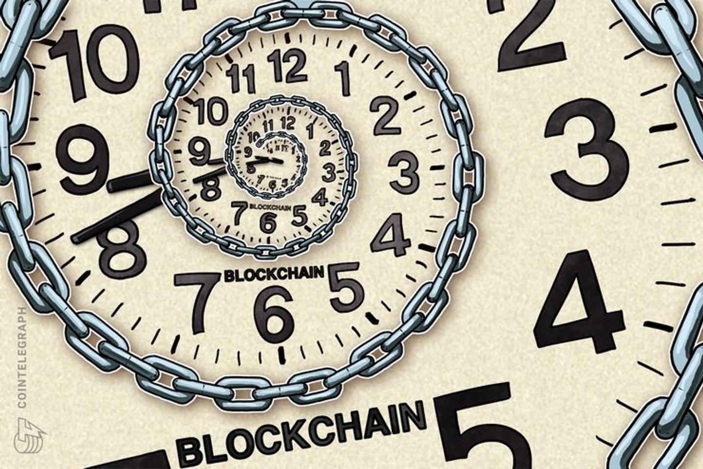 En España, Lucentia Lab lanza la aplicación Clockchain para registros de horario laboral