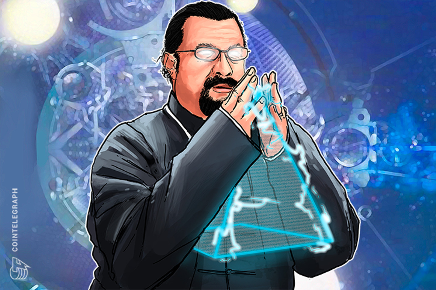 New Jersey Demands ICO Endorsed By Steven Seagal To Stop Selling To Residents