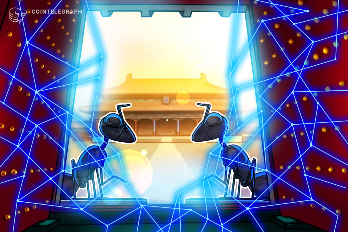 China: El alcalde de Loudi City promueve blockchain para combatir el crimen