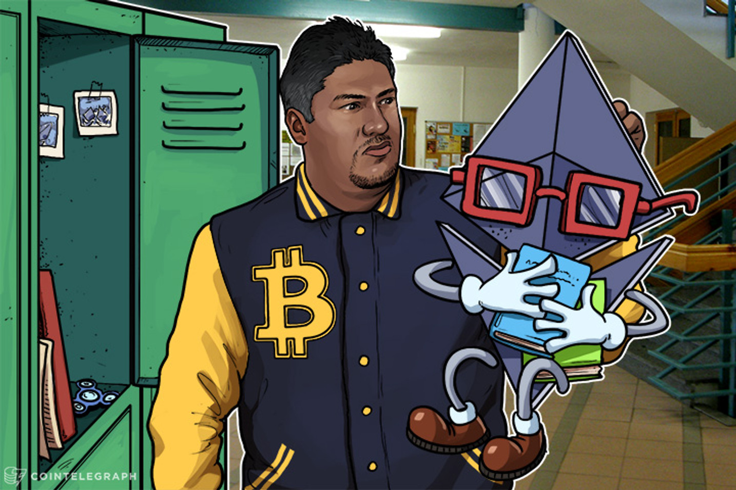 Bitcoin is Better Money, Ethereum is Really Not: Vinny Lingham