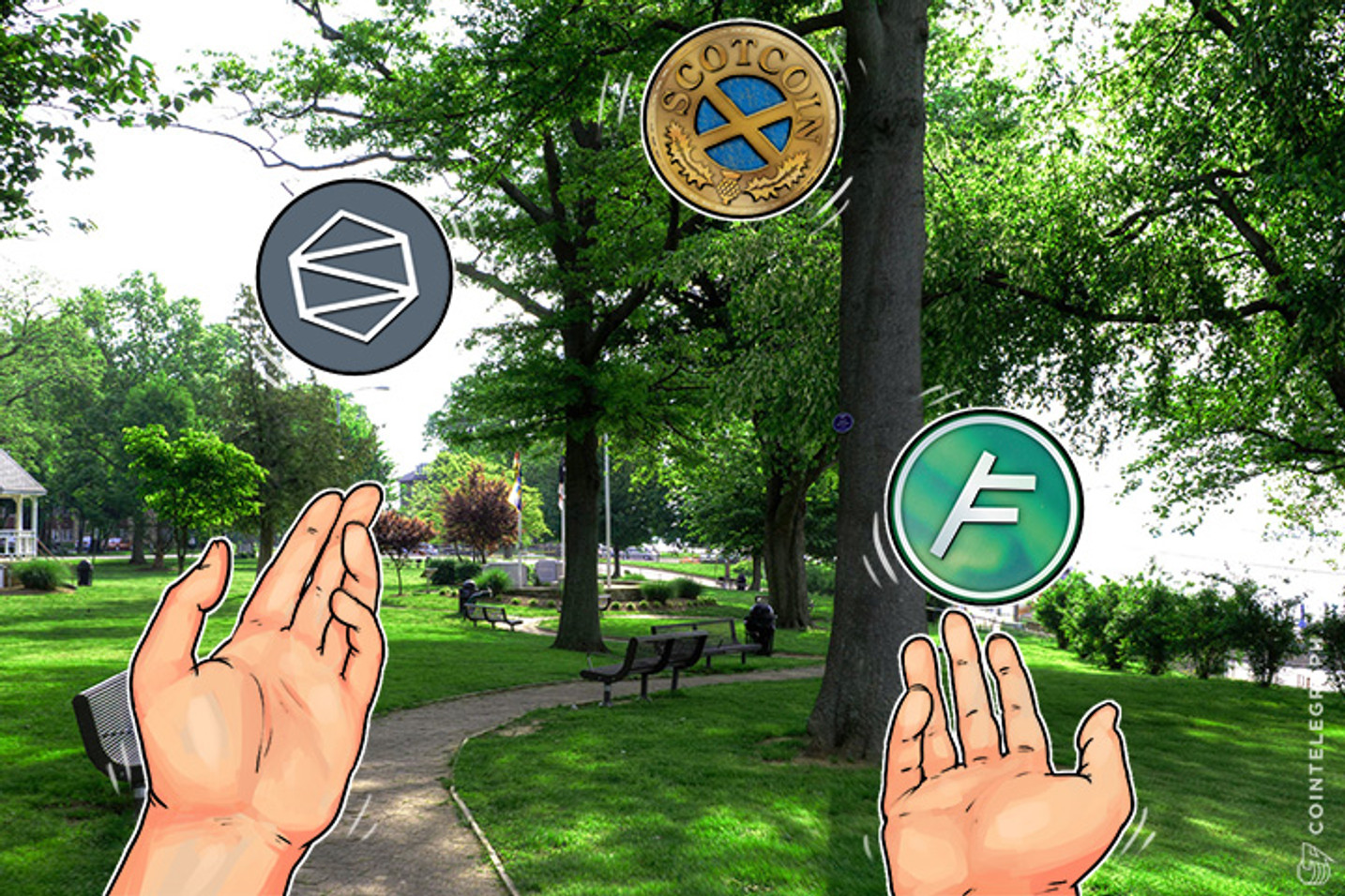 Auroracoin, Sterlingcoin, Scotcoin: National Cryptocurrencies Provide Alternative to Central Banking