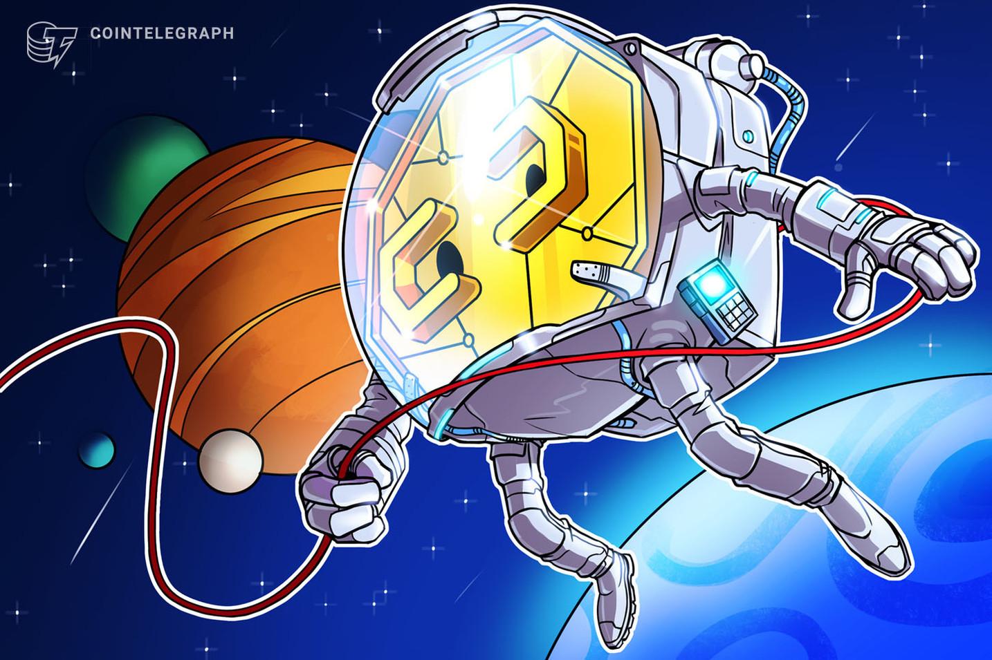 Três tokens se destacam enquanto mercado começa a subir e lideram com ganhos de até 15% em 24 horas