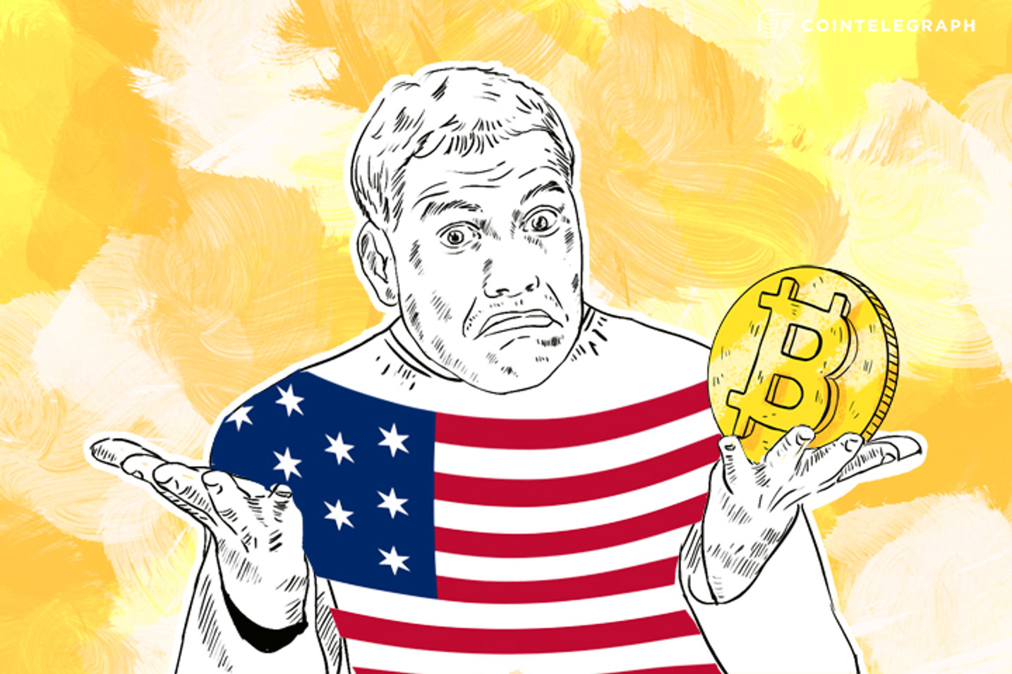 Coin Center Study: 65 % Of Americans Don't Know What Bitcoin Is