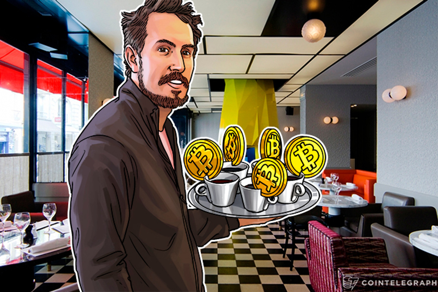 Major Franchise Installs 11 Bitcoin ATMs in Cafes Across Canada