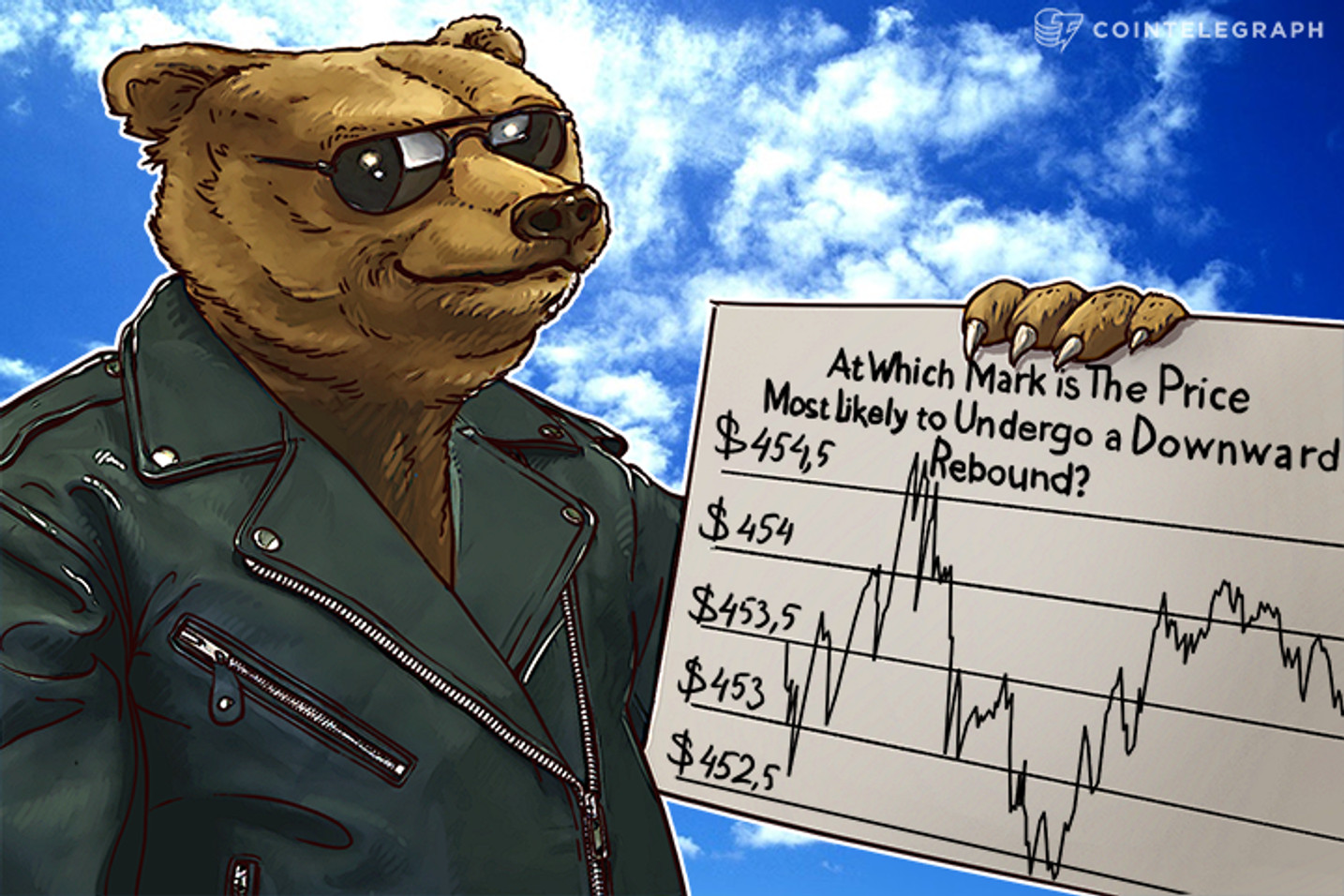 Bitcoin Price Analysis: 5/18/2016
