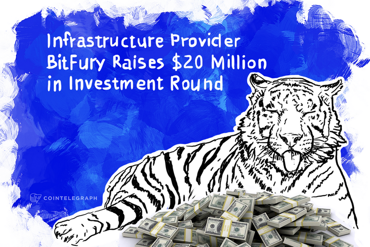Infrastructure Provider BitFury Raises $20 Million in Investment Round