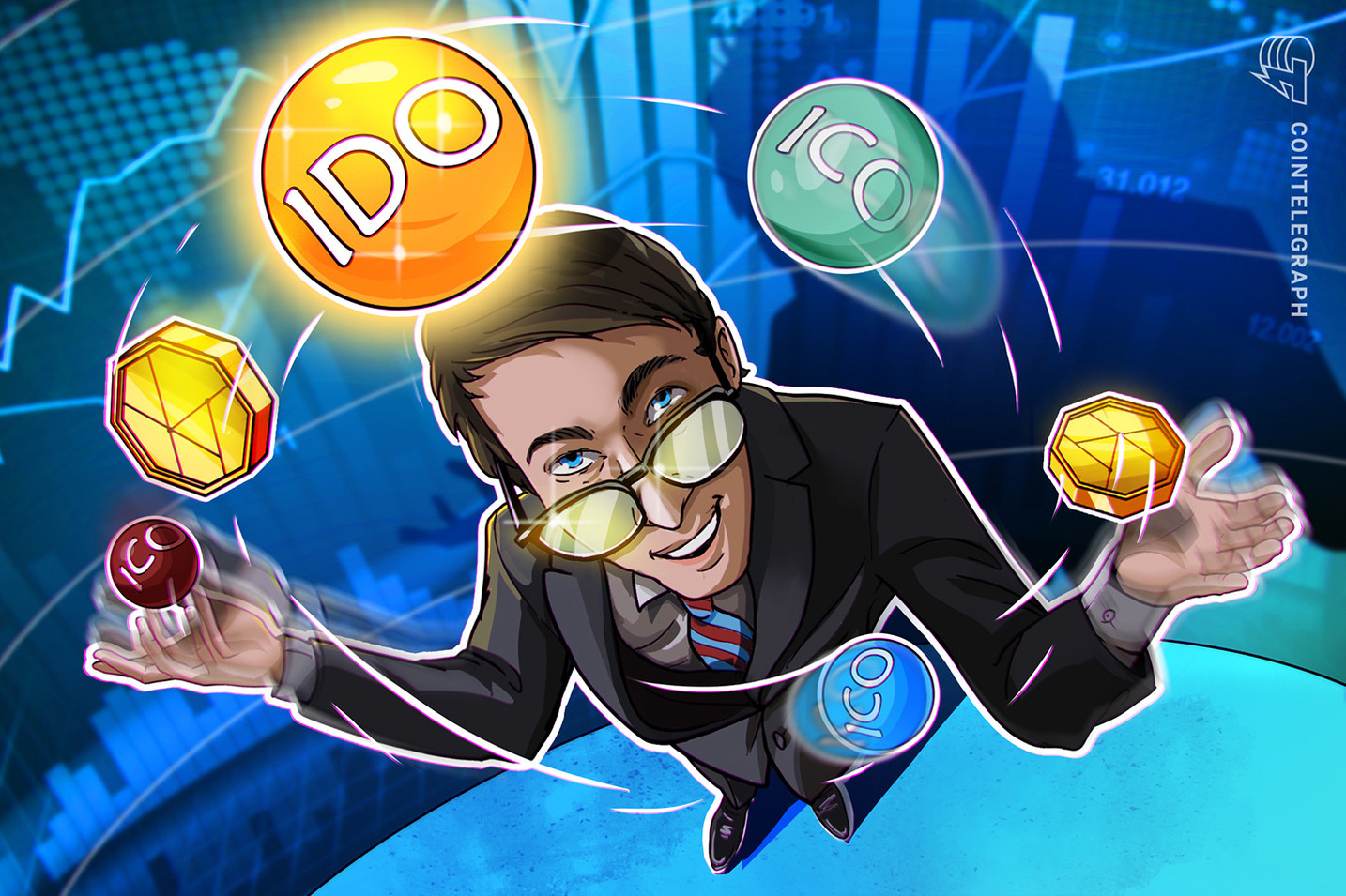 To ICO or to IDO? That is the question