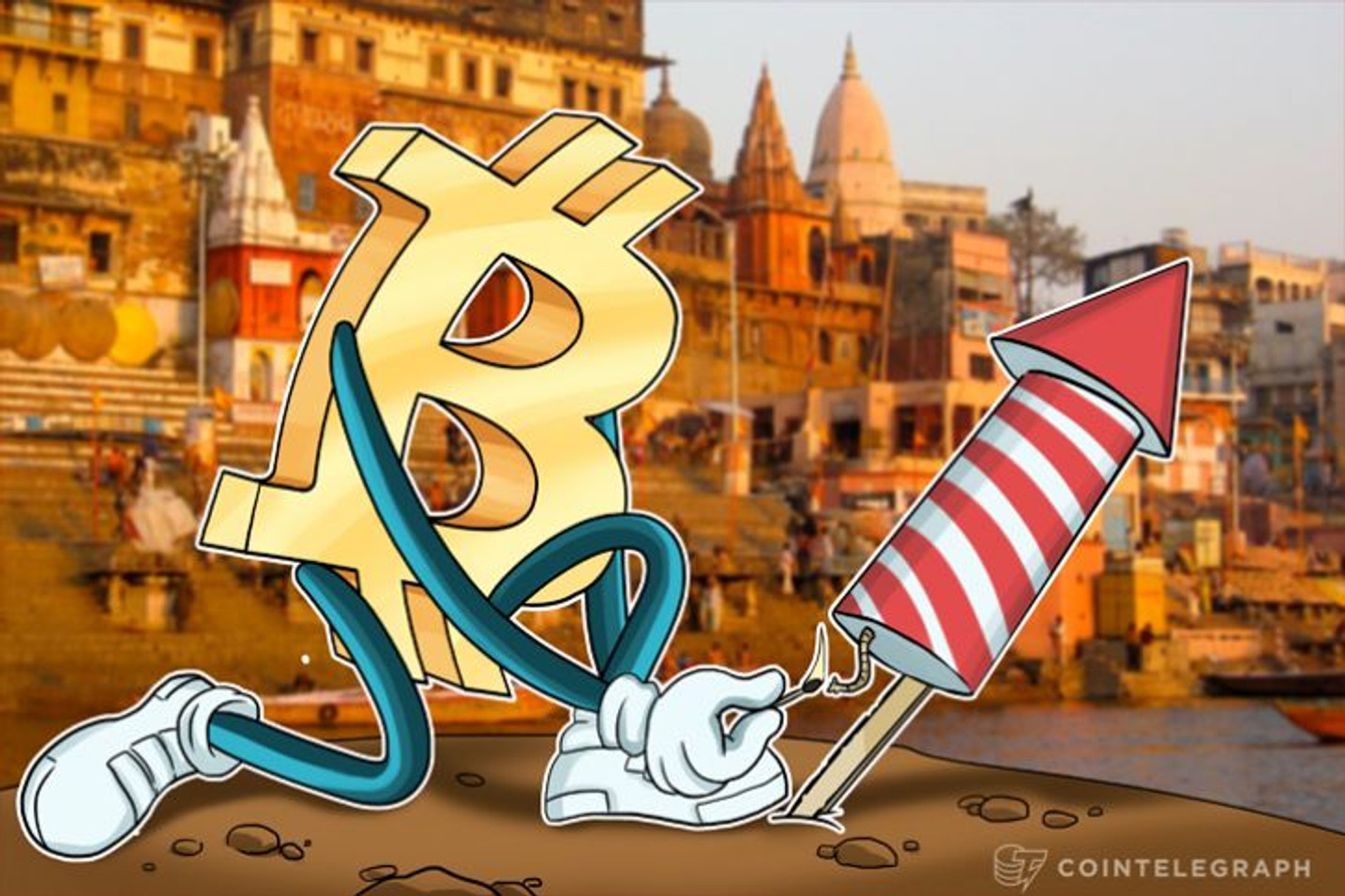 Suddenly, Bitcoin to Be Officially Legal in India