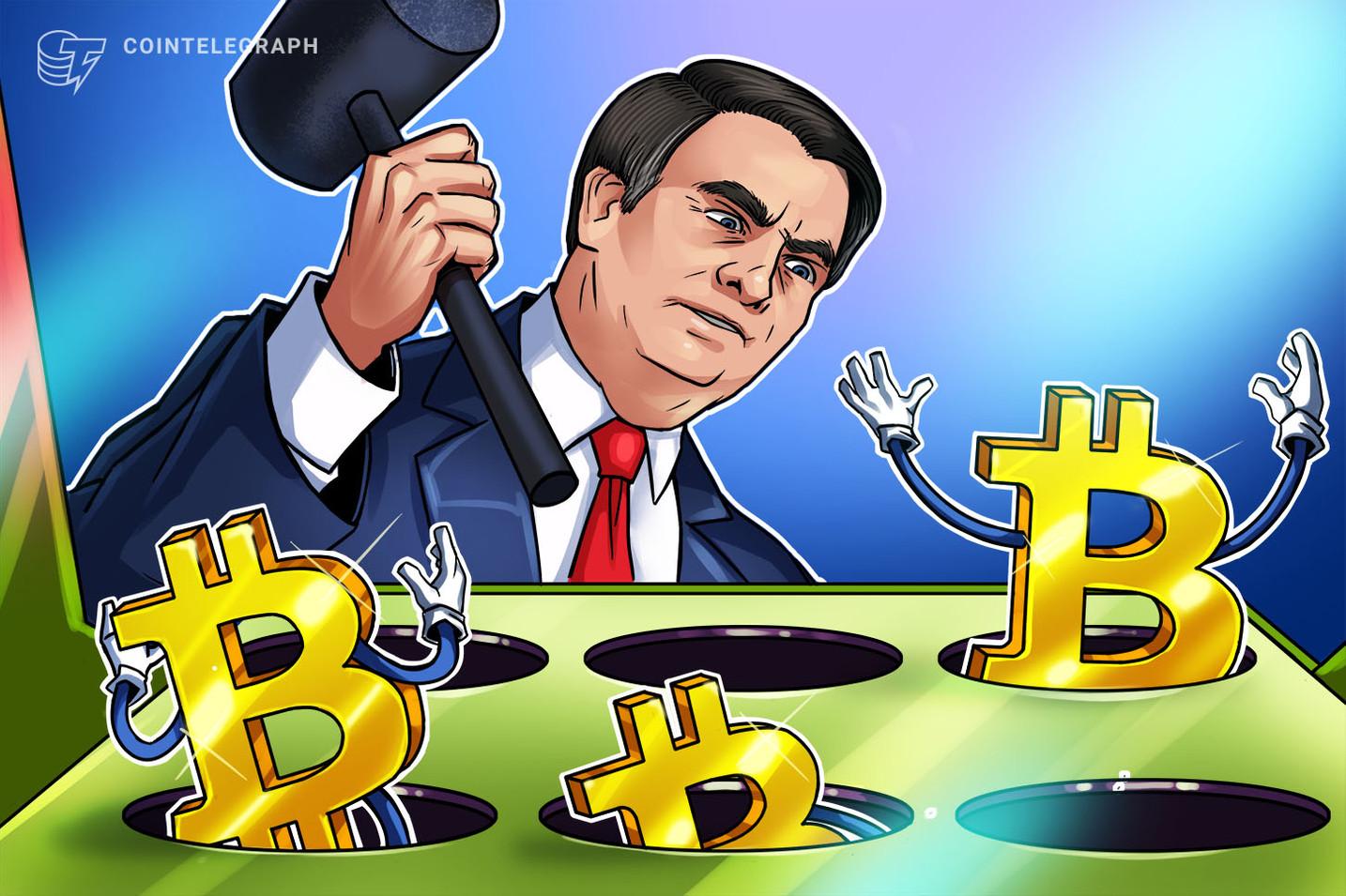 Pirâmides de Bitcoin usam falsas declarações de Jair Bolsonaro para atrair vítimas