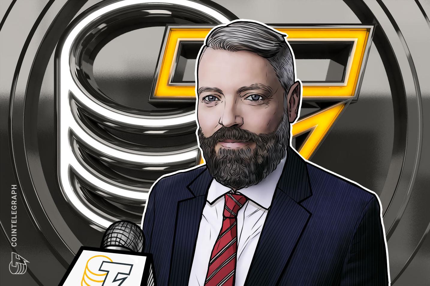 """Alexander Höptner, CEO der Börse Stuttgart: """"Jemand muss den Kryptomarkt auf die nächste Ebene bringen"""""""
