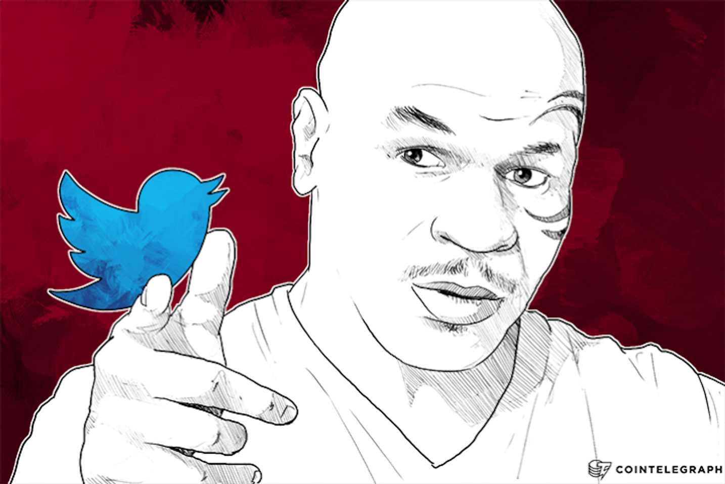 Mike Tyson Hits Bitcoin Bandwagon with 5M Twitter Followers