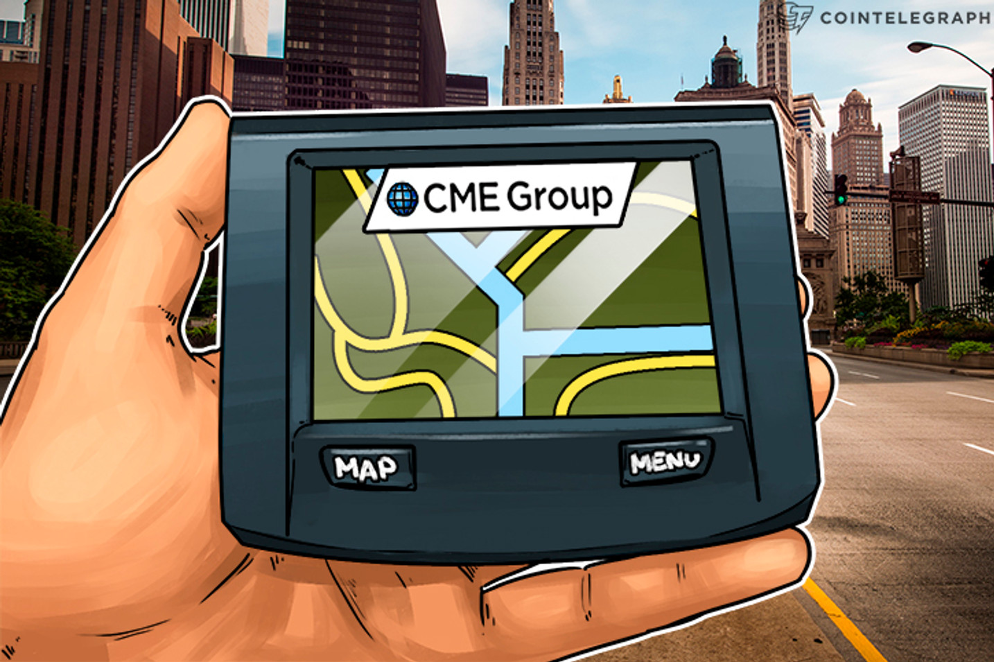 How CME Group's Bitcoin Futures Will Work