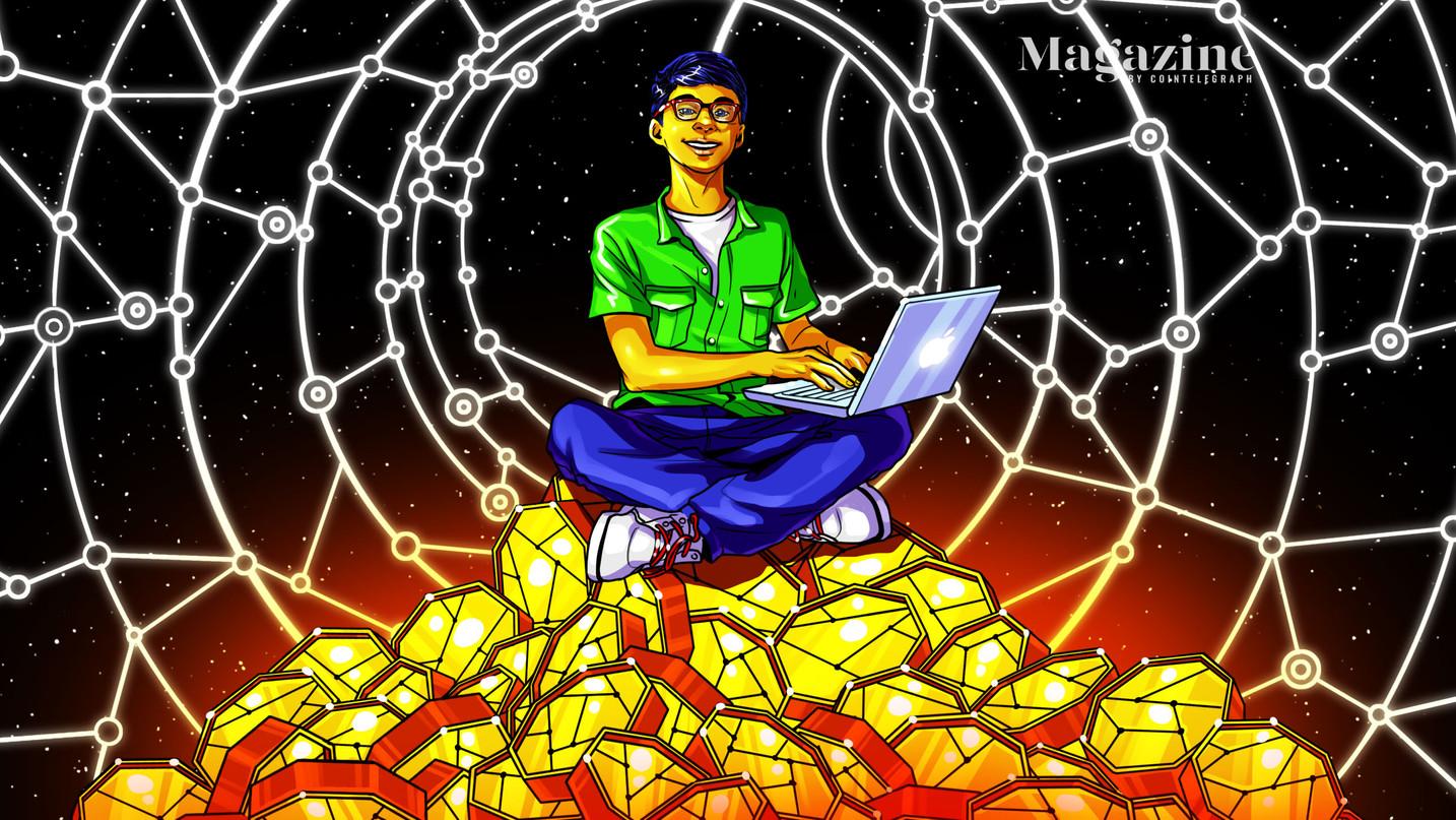 Un gioco da ragazzi: Gajesh Naik, 13 anni, ottiene una fortuna con la DeFi
