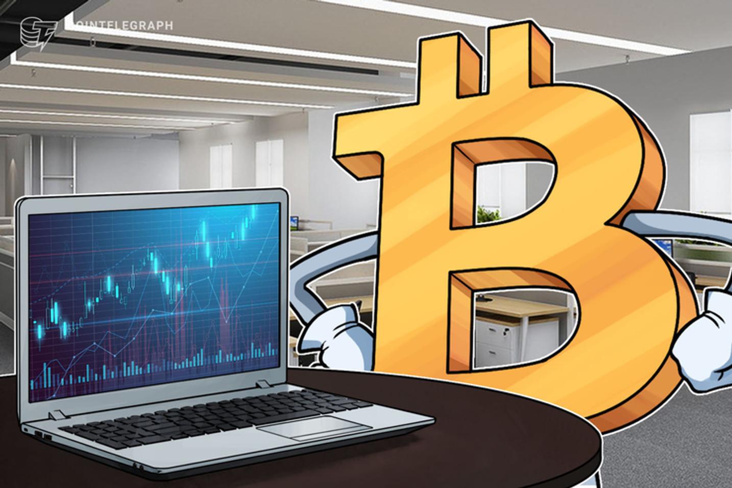 5 patrones de velas bajistas que todo trader de Bitcoin debe saber
