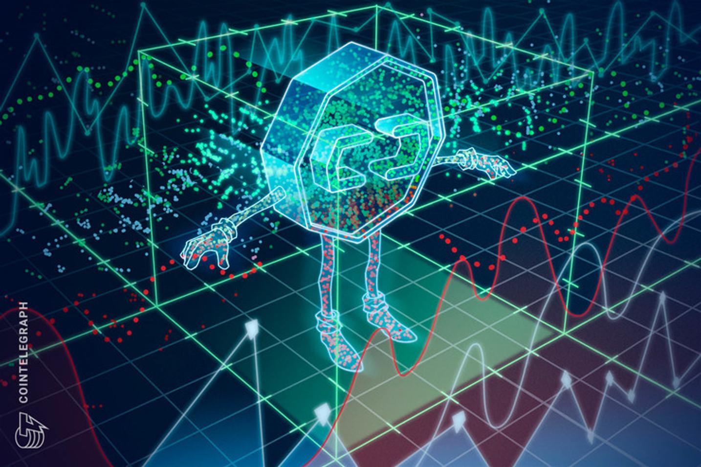 Studie zu Krypto-Datenanbietern: Bereits mehr als 40 globale Datendienstleister aktiv