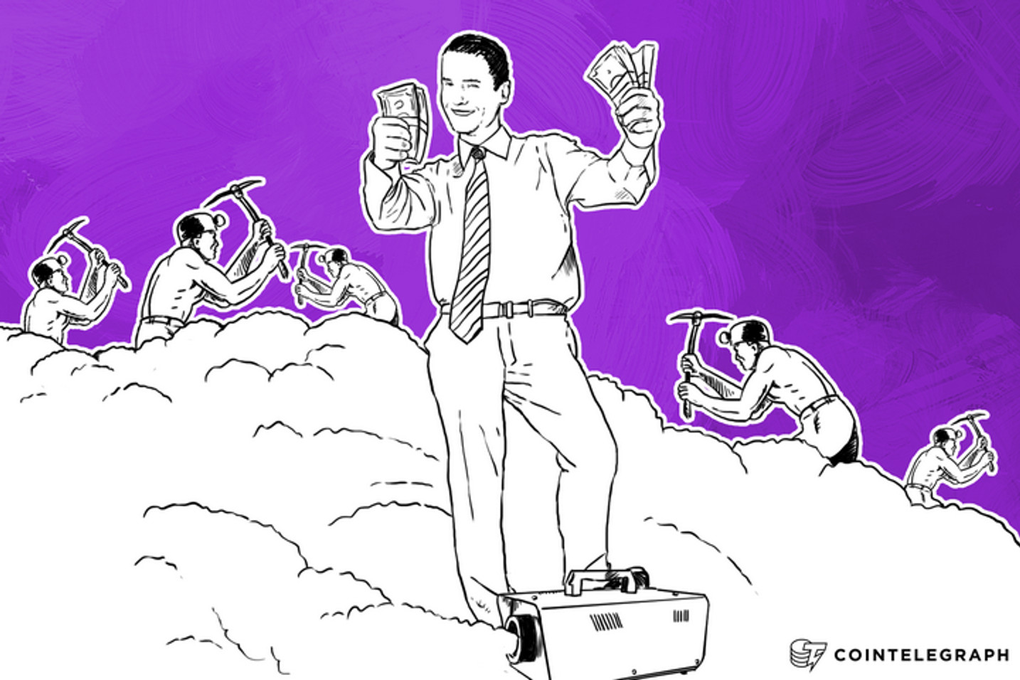 Is Cloud Mining Really a Ponzi Scheme? (Op-Ed)