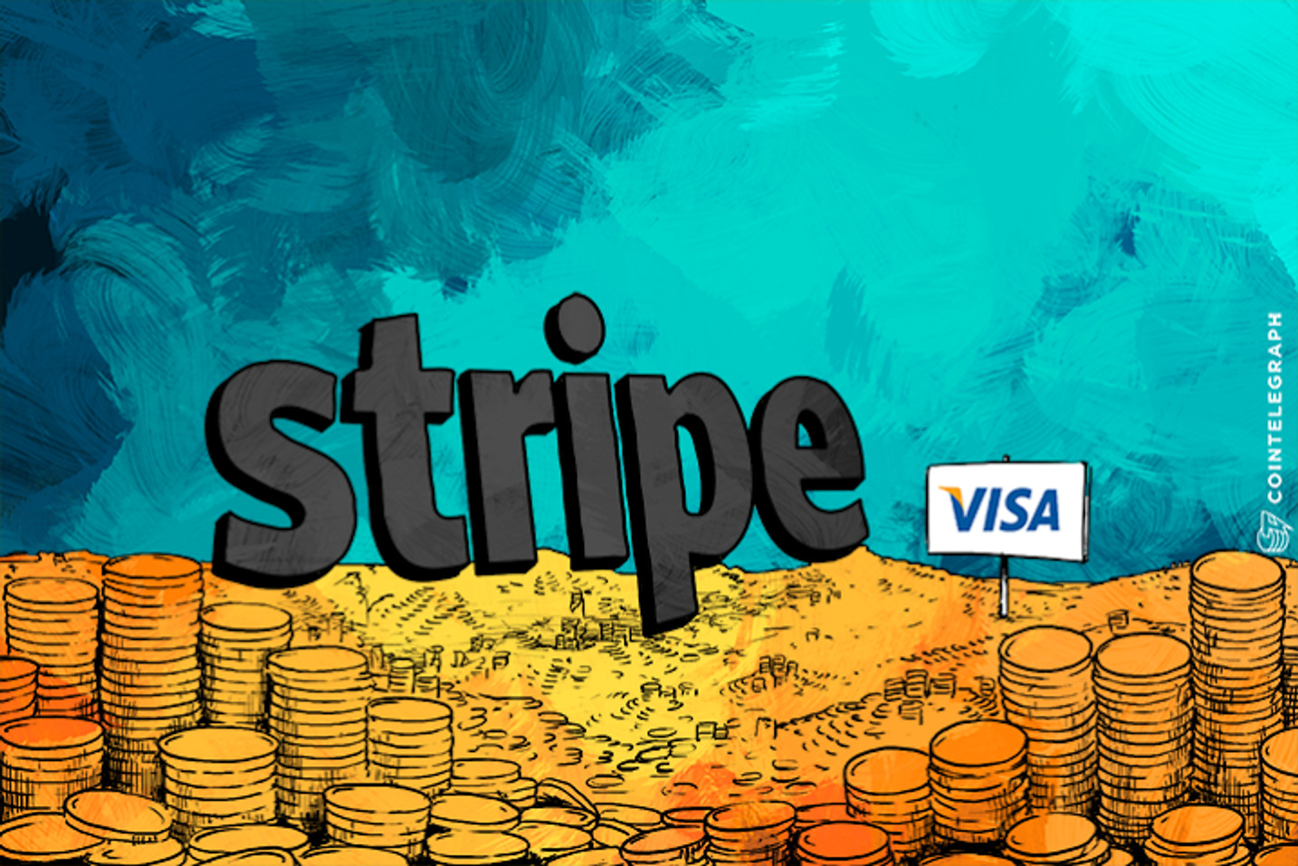 Stripe Partners with Visa for 'Digital Payment Improvements'