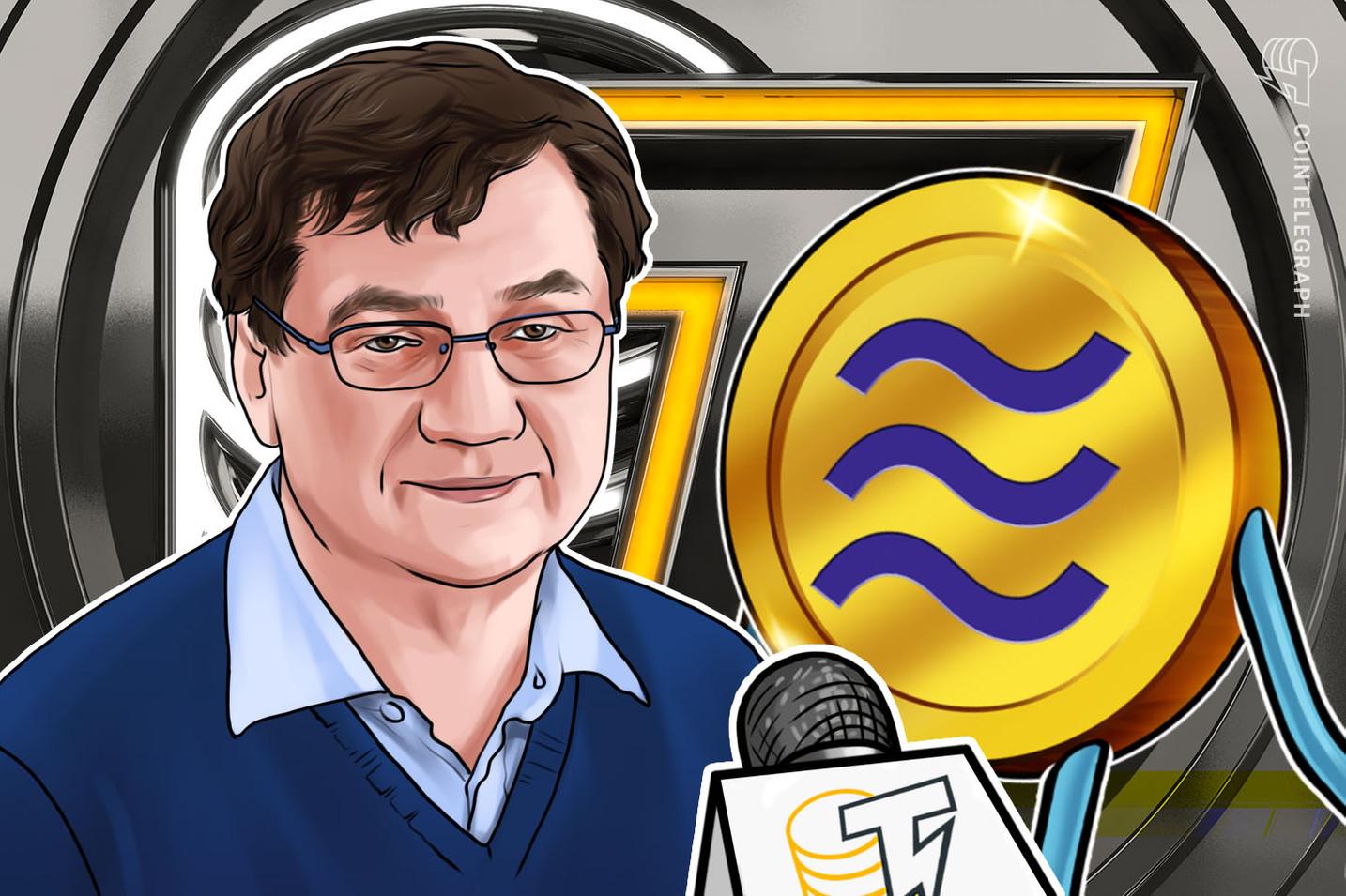 Alfred Taudes vom Austrian Blockchain Center: Facebook Libra betrifft primär Zahlungsdienstleister und Fintechs