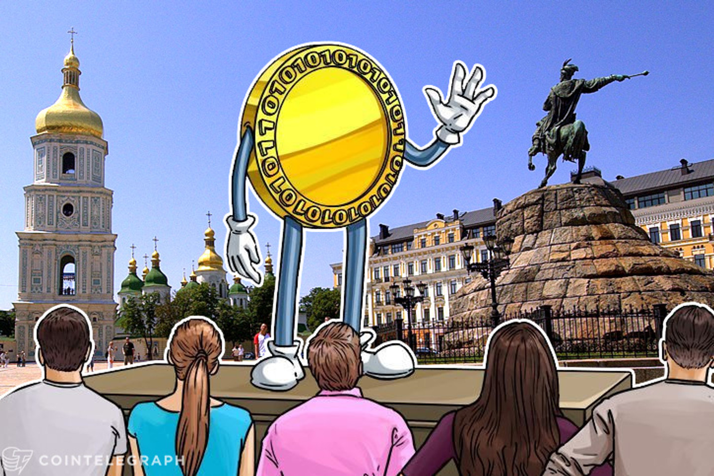 Ukraine to Decide Legal Status of Cryptocurrencies in 3 Weeks