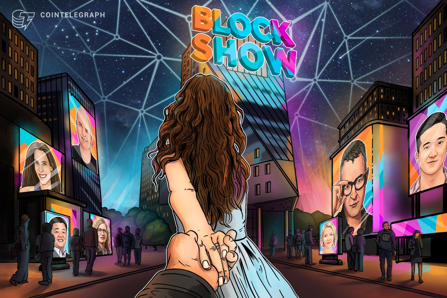 BlockShow Europe 2018 Blasts a Massive Update, Days Prior to the Event