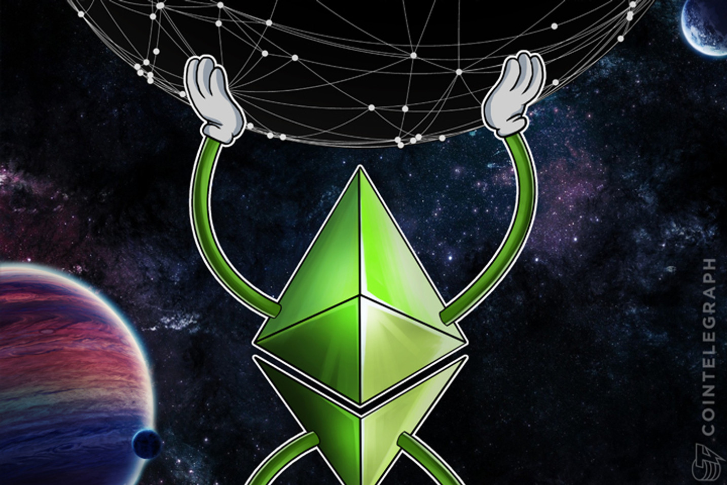 Borg DAO Launches Pre-sale To Boost Development Of DApps On Ethereum Classic