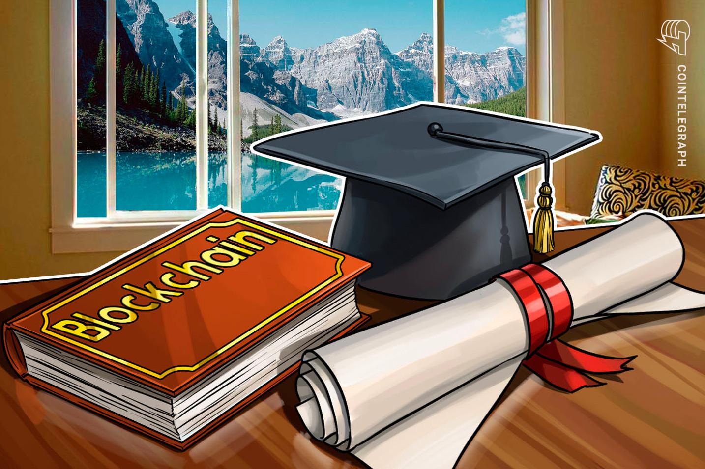 Universidad canadiense emitirá diplomas basados en blockchain para la clase de 2019